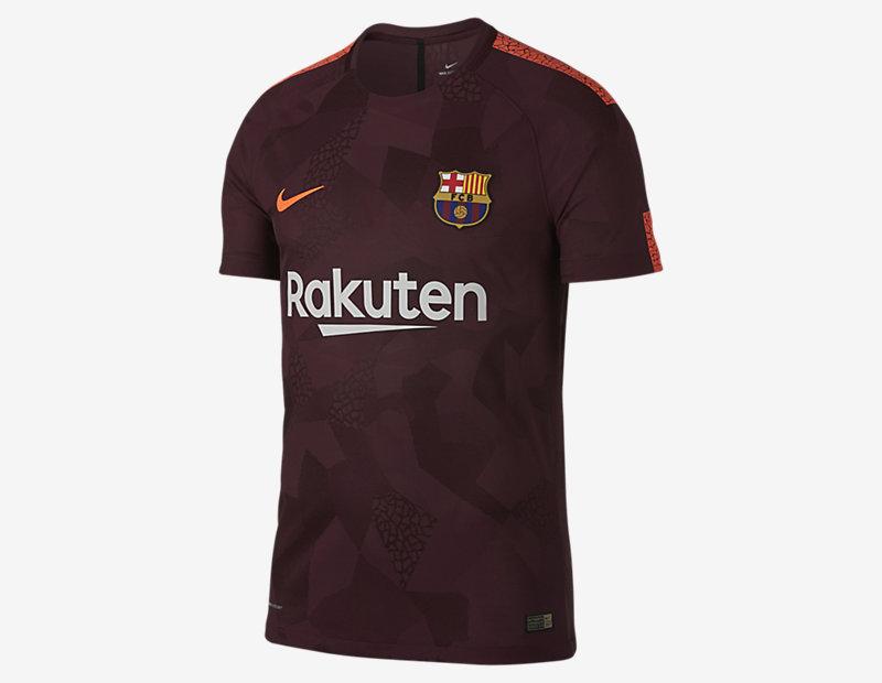 2017/18 FC Barcelona Vapor Match Third