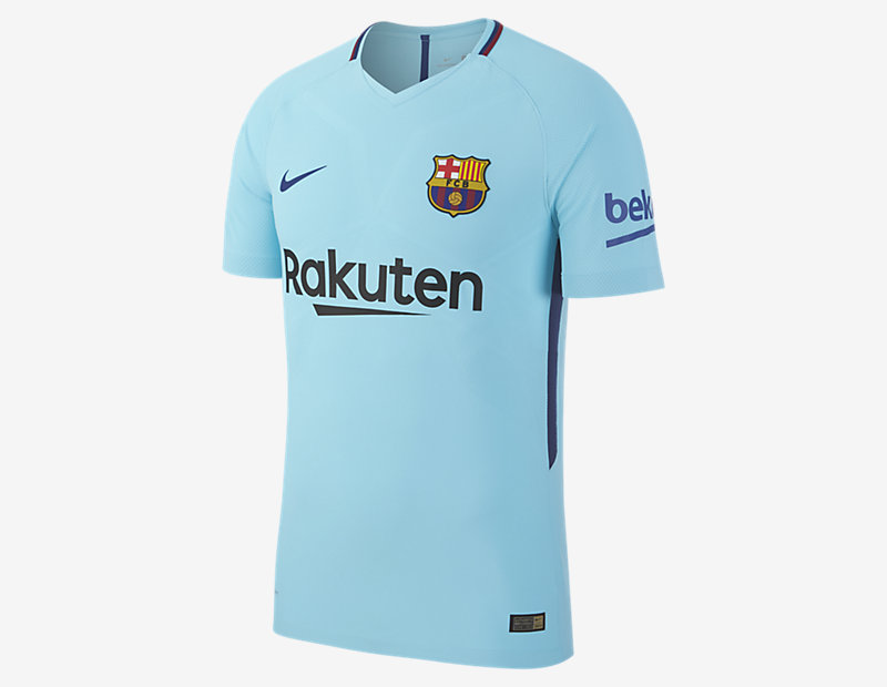 2017/18 FC Barcelona Vapor Match Away