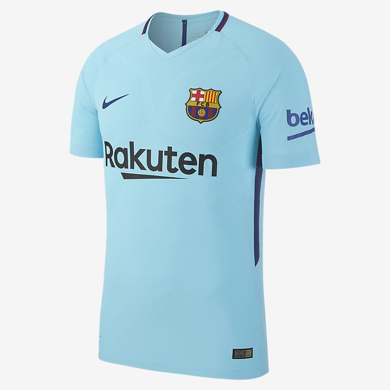 2017/18 FC Barcelona Vapor Match Away