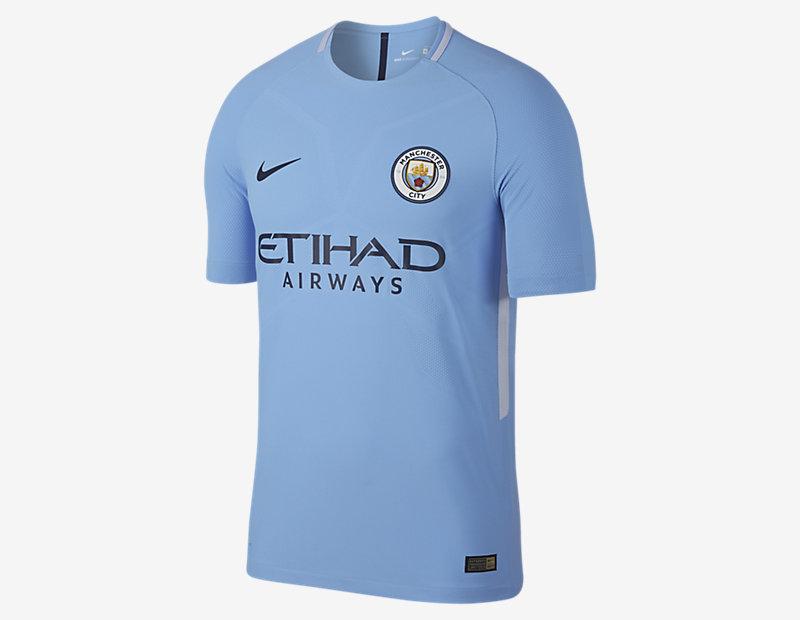 2017/18 Manchester City FC Vapor Match Home
