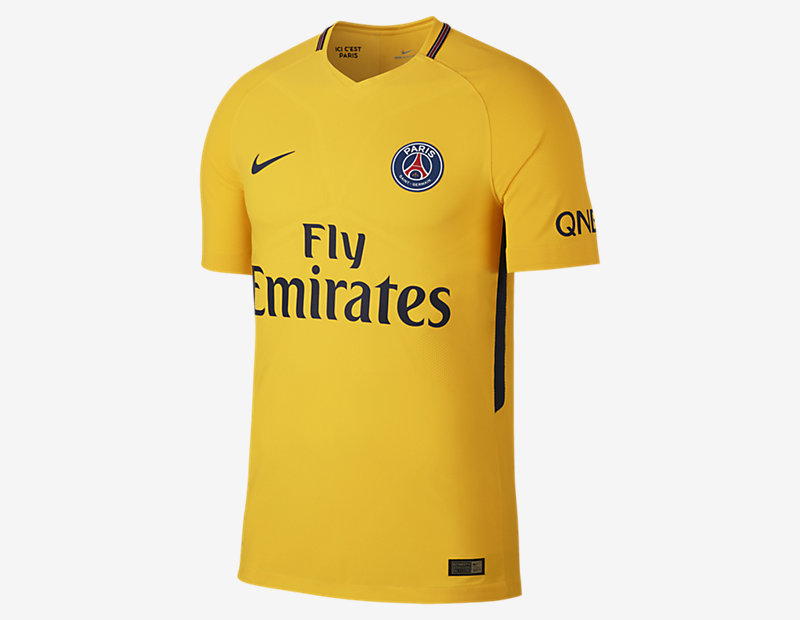 2017/18 Paris Saint-Germain Vapor Match Away
