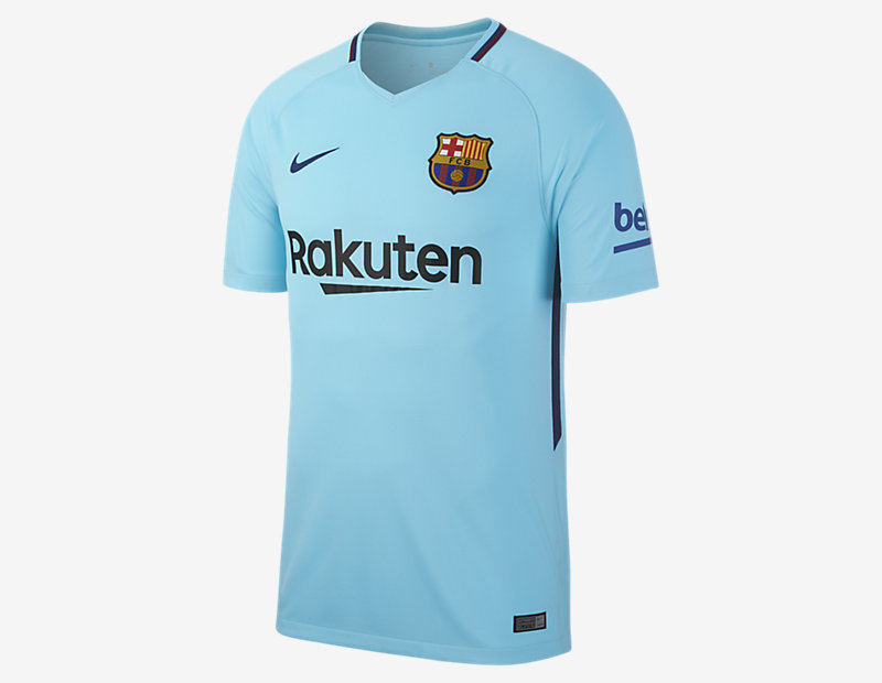 2017/18 FC Barcelona Stadium Away