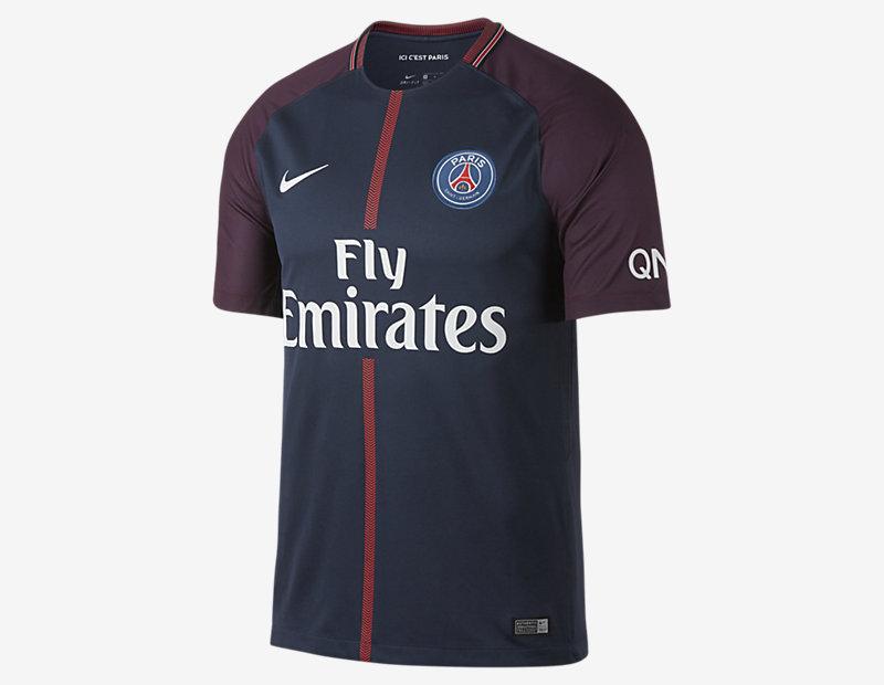 2017/18 Paris Saint-Germain Stadium Home