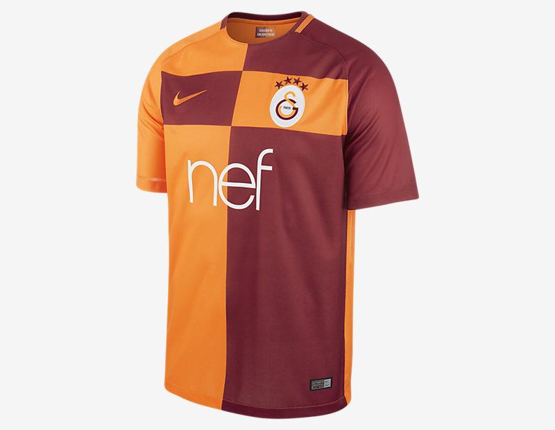 2017/18 Galatasaray S.K. Stadium Home