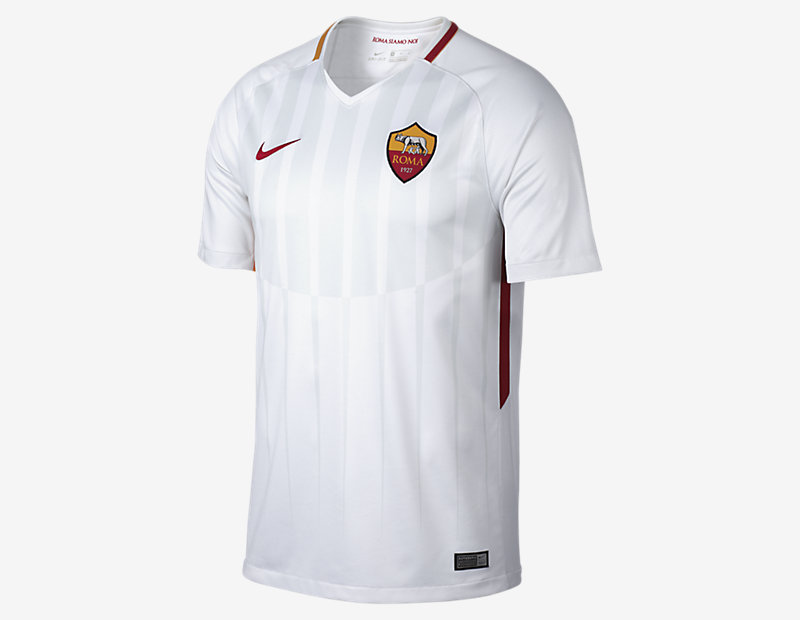 2017/18 A.S. Roma Stadium Away