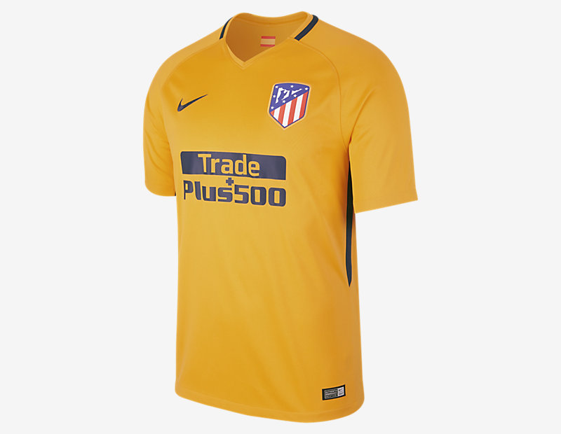 2017/18 Atletico de Madrid Stadium Away
