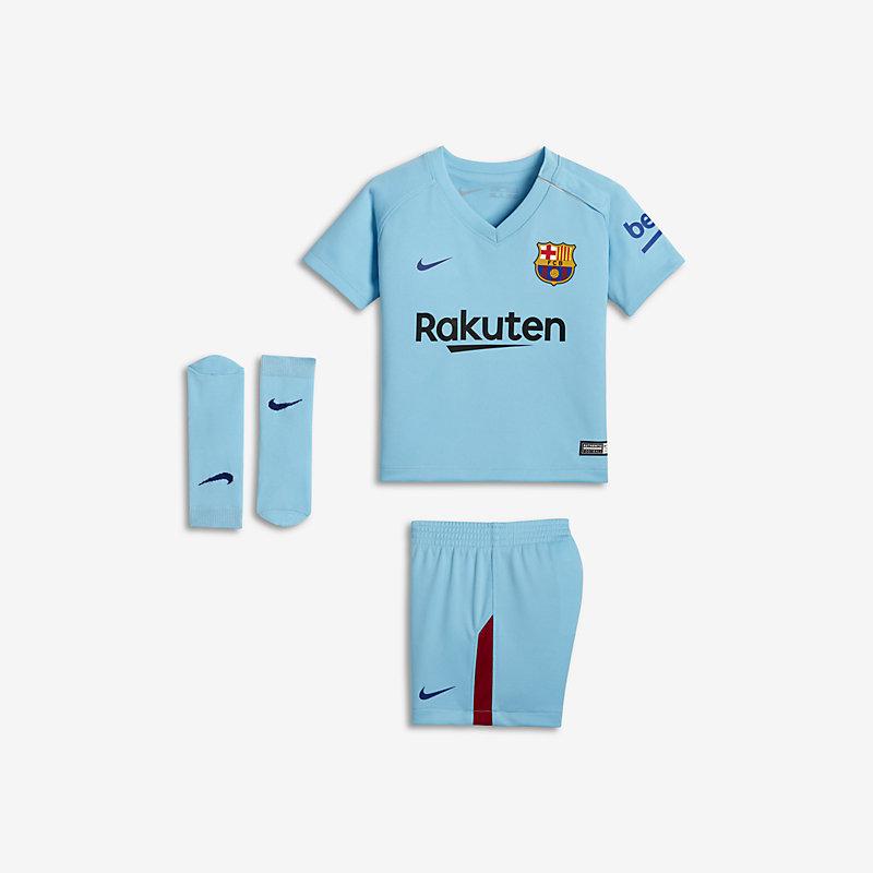 2017/18 FC Barcelona Stadium Away