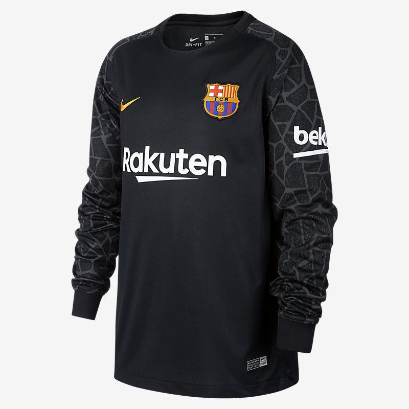2017/2018 FC Barcelona Stadium Goalkeeper