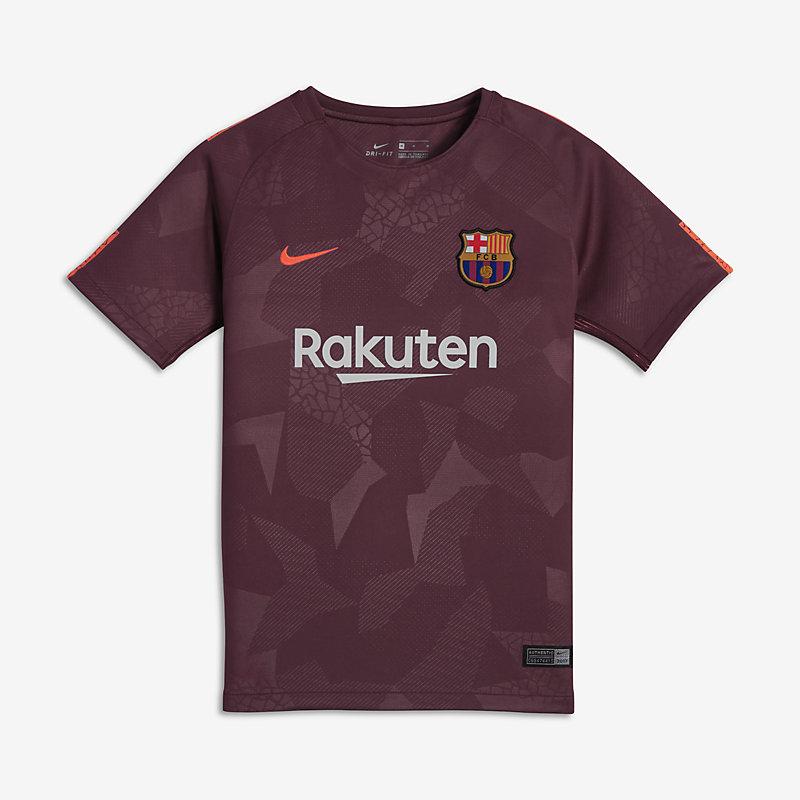 2017/18 FC Barcelona Stadium Third