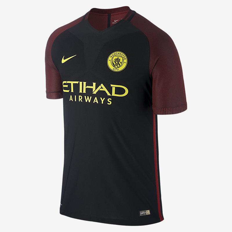 2016/17 Manchester City FC Vapor Match Away