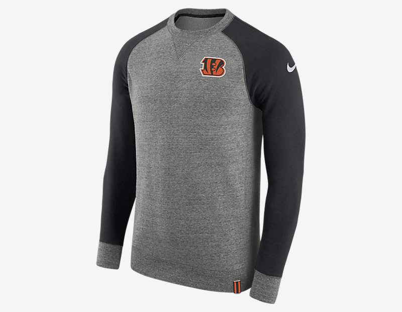 Nike AW77 (NFL Bengals)