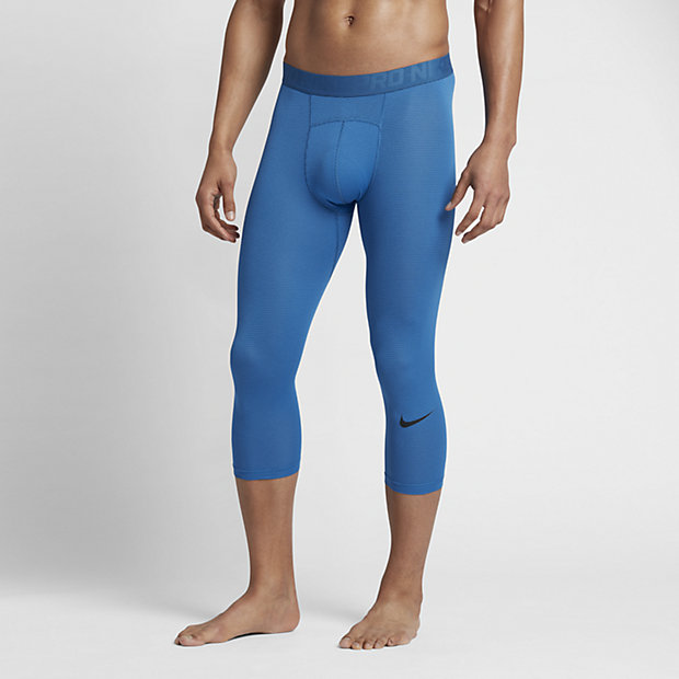 Nike Men's Pro Dry Compression 3/4 Tights