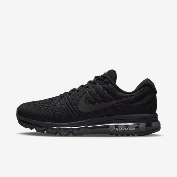 nike air max 2017 mens running shoe nikecom uk
