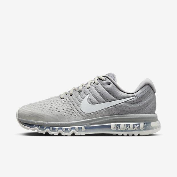 Nike Air Max 2017 White Black 849559 009 Trainers Men's
