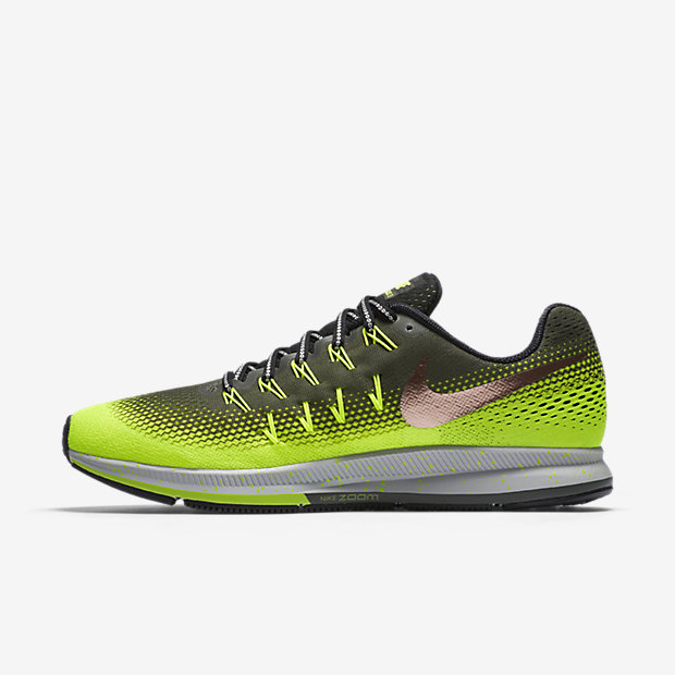 Chaussure Zoom De Running Nike Air Zoom Chaussure Pegasus 33 Shield Pour Homme 0df9b2