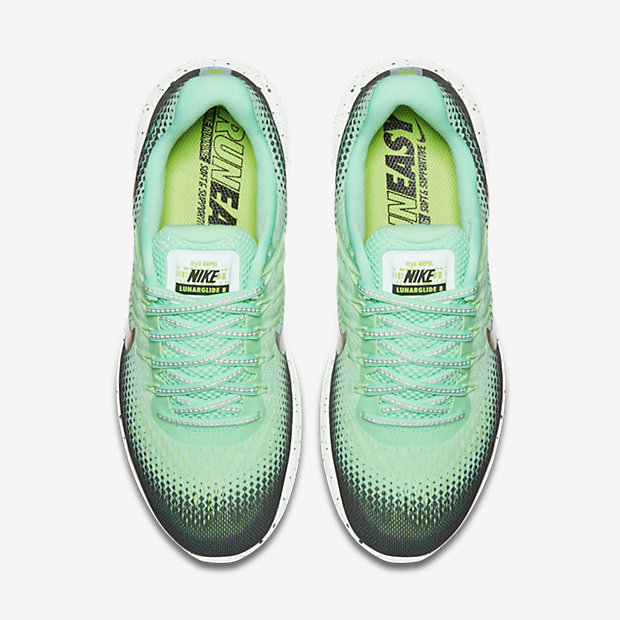 Nike LunarGlide 8 Shield Women's Running Shoe. Nike.com AU