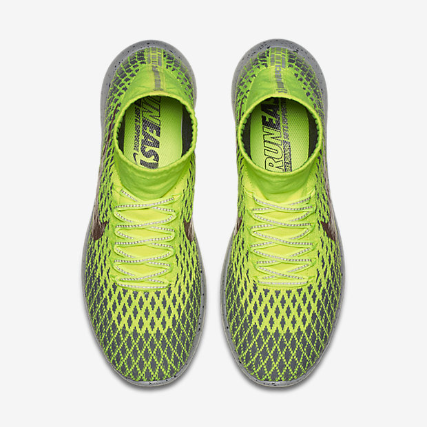 Nike Bouclier Lunarepic Flyknit Mens