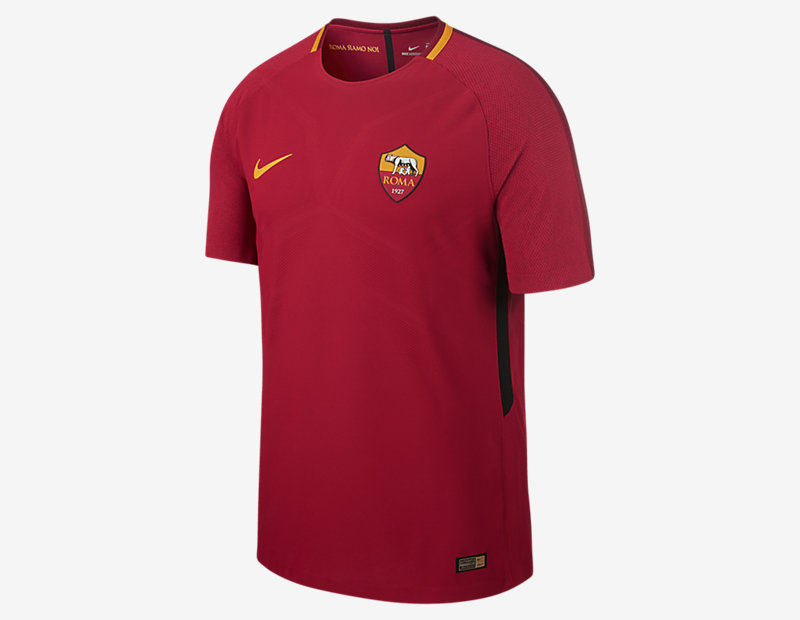2017/18 A.S. Roma Vapor Match Home