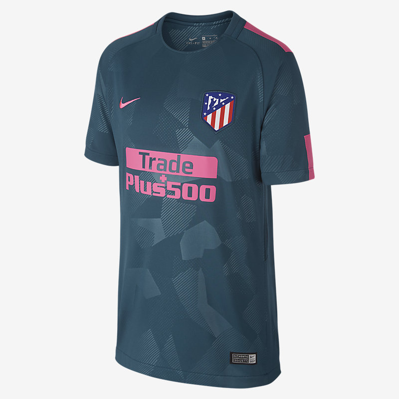 2017/18 Atletico de Madrid Stadium Third