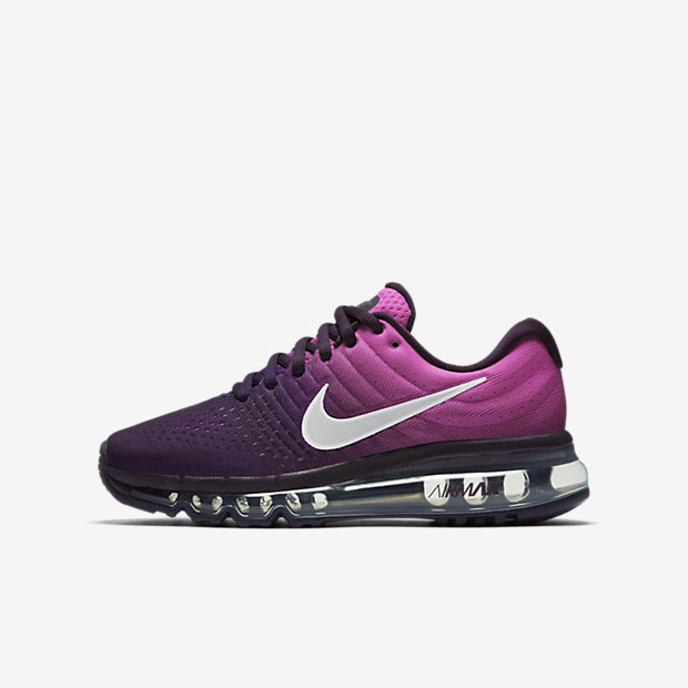 nike air max 2017 older kids' running shoe nz