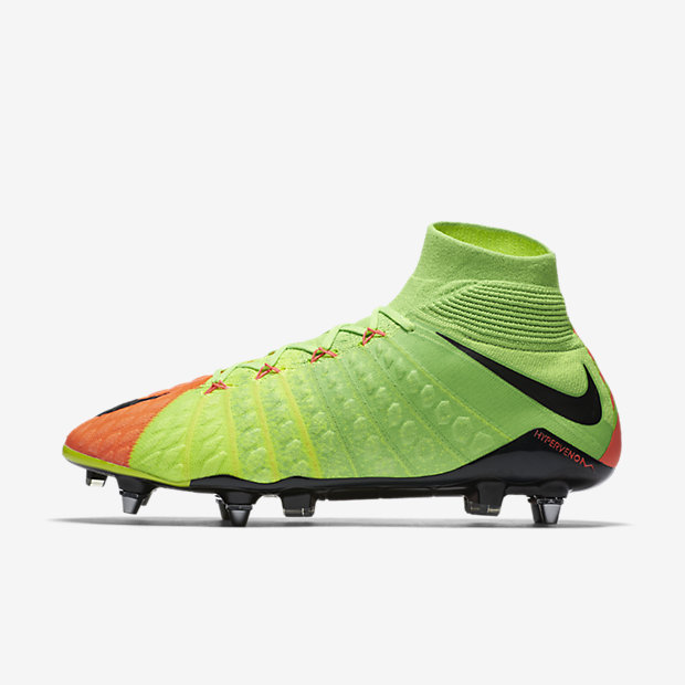 fashion styles wide range online here Nike Hypervenom Phantom 3 DF SG-PRO Soft-Ground Football Boot