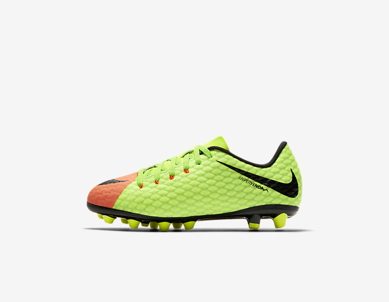 Nike Jr. Hypervenom Phelon 3 AG-PRO