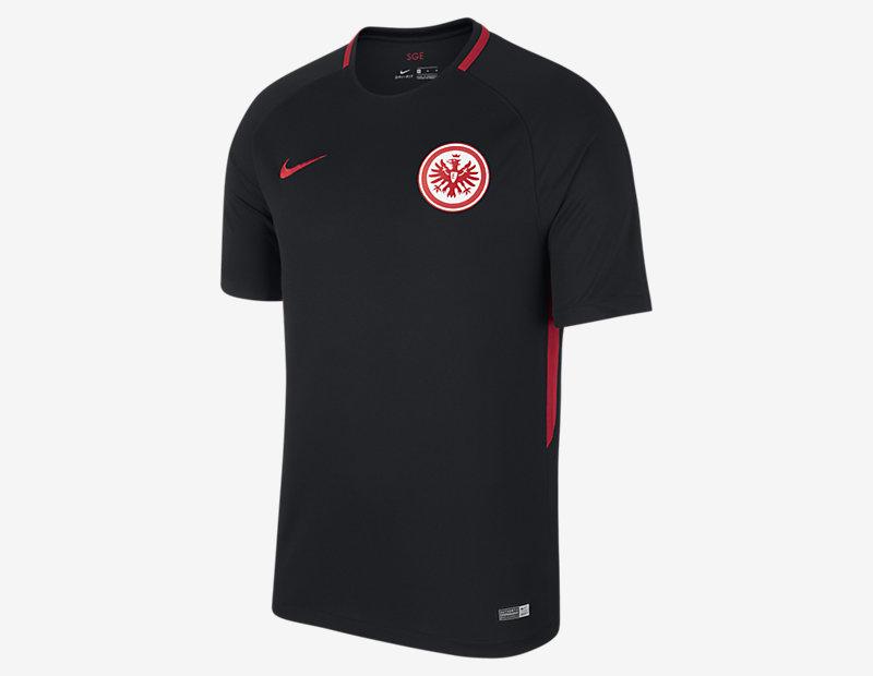 2017/18 Eintracht Frankfurt Stadium Away