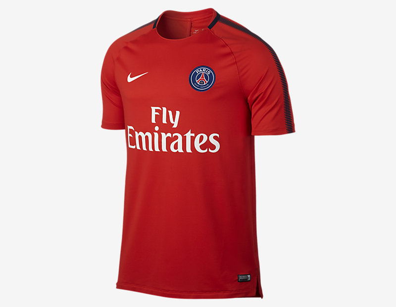 Paris Saint-Germain Breathe Squad