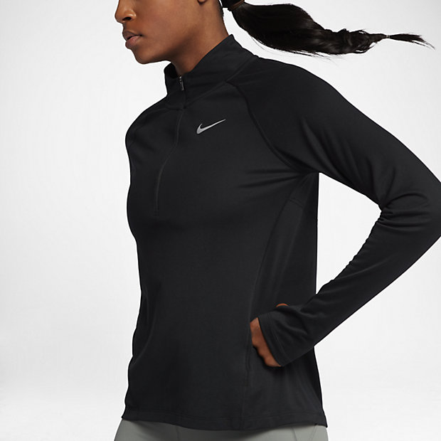 Low Resolution Γυναικεία μπλούζα για τρέξιμο Nike Essential