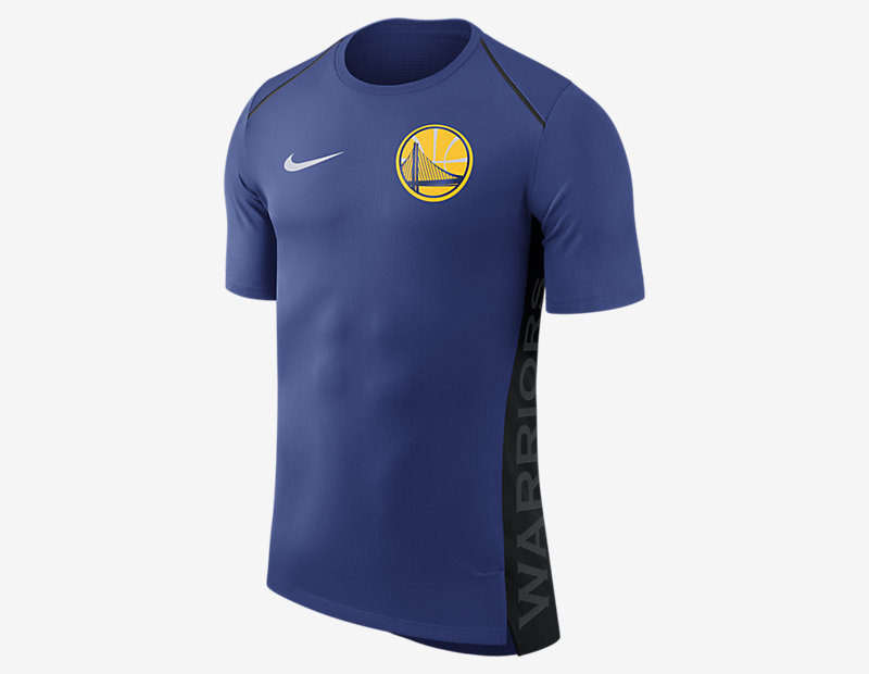 Golden State Warriors Nike Dry Hyper Elite