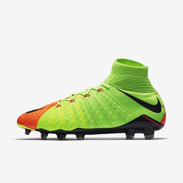 Nike hypervenom phelon green