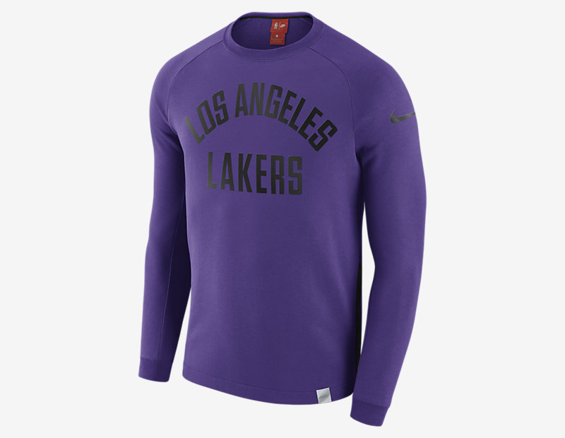 Los Angeles Lakers Nike Modern