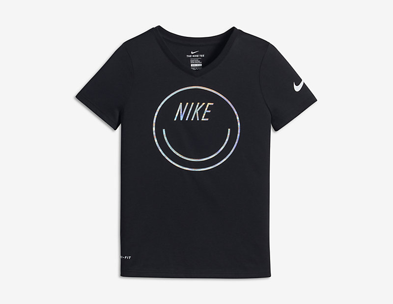Nike Dry Smiley
