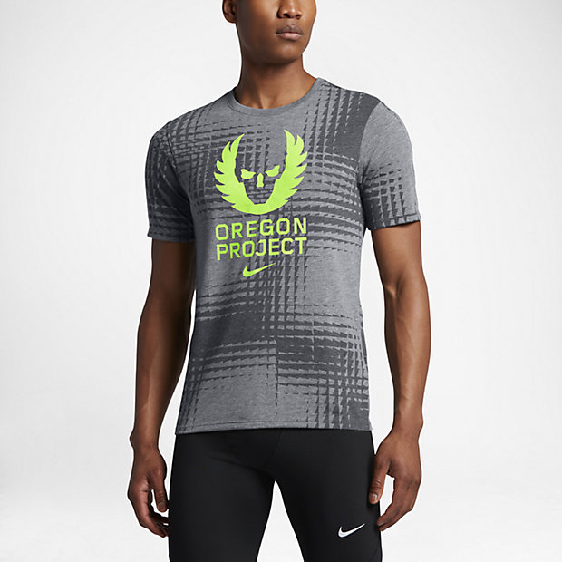 Nike Dry 'Oregon Project' Men's Running T Shirt