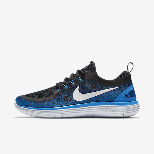 ... Nike Free RN Distance 2 Mens Running Shoe.