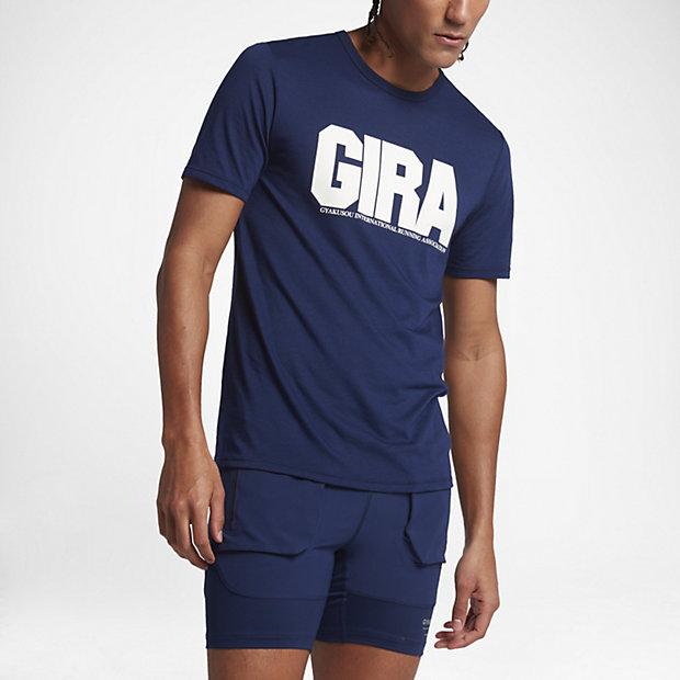 Low Resolution NikeLab Gyakusou Team GIRA Dri-FIT 男子T恤