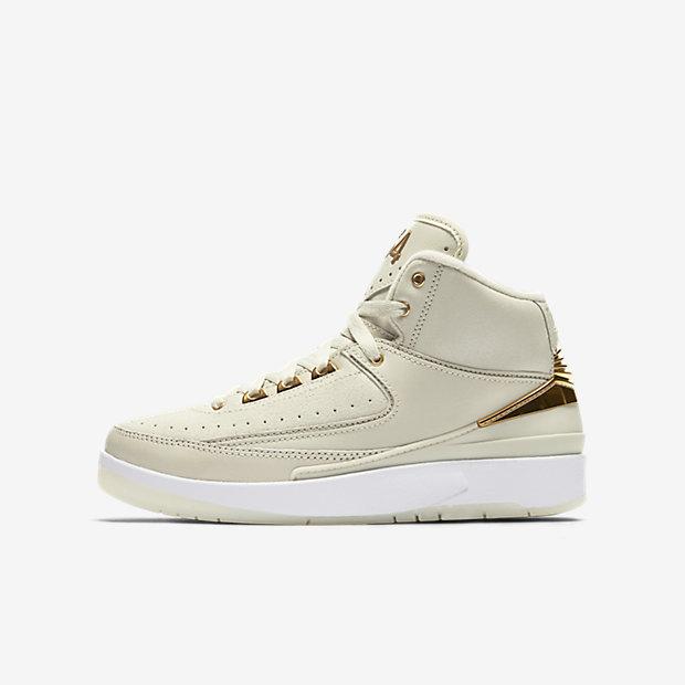 online store eb007 18e7b Sko Air Jordan 2 Q54 för ungdom (storlek 35,5–40)