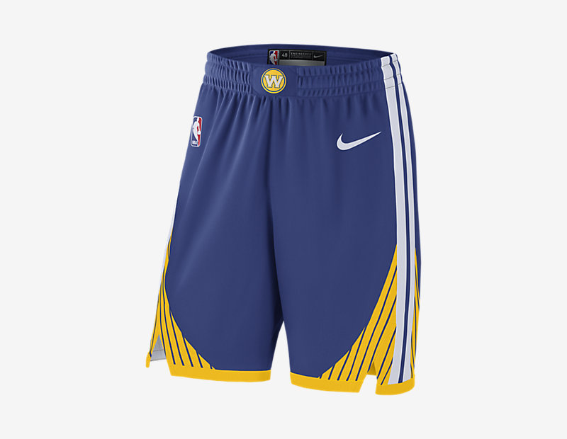 Golden State Warriors Nike Icon Edition Authentic