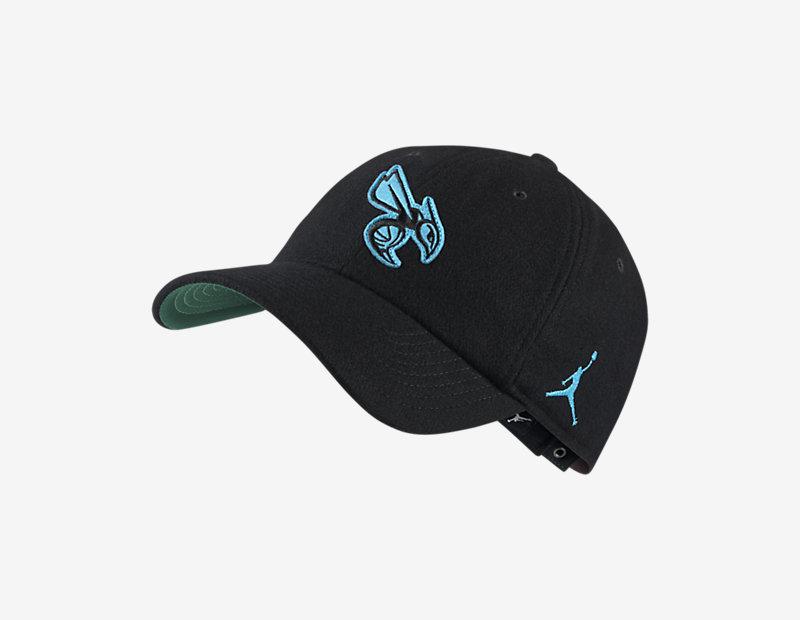 Charlotte Hornets Jordan Heritage86