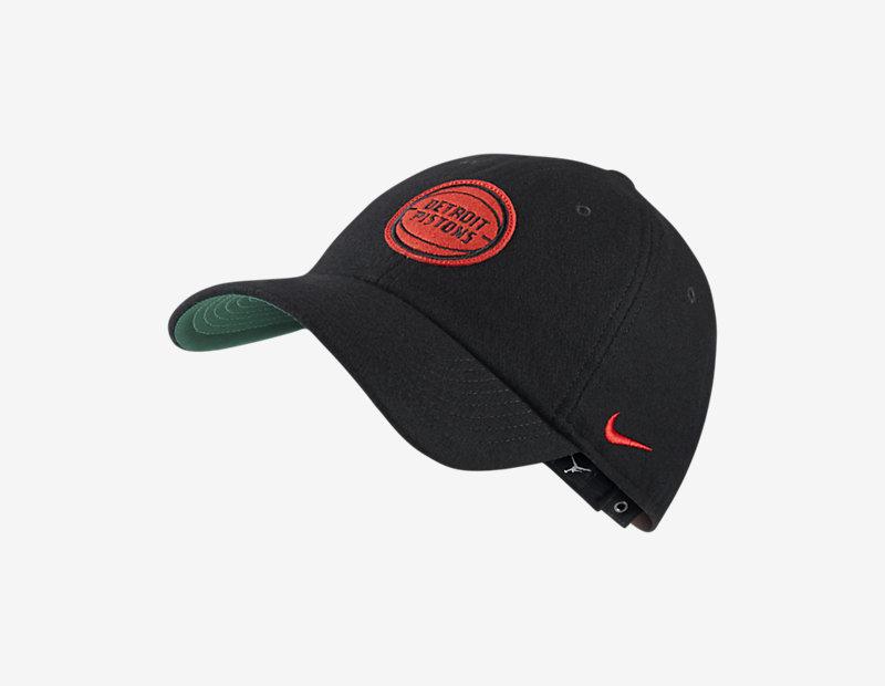 Detroit Pistons Nike Heritage86