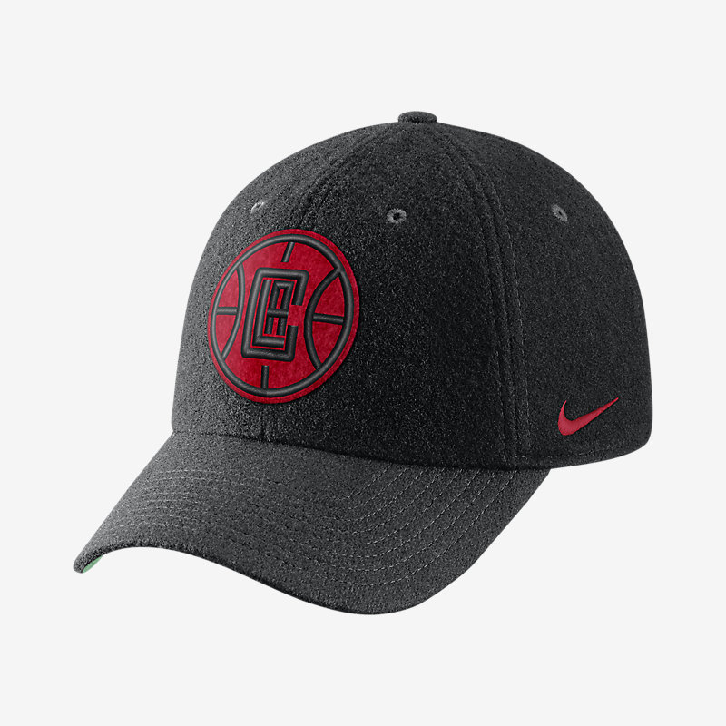NIKE DE LA Clippers Nike Heritage86