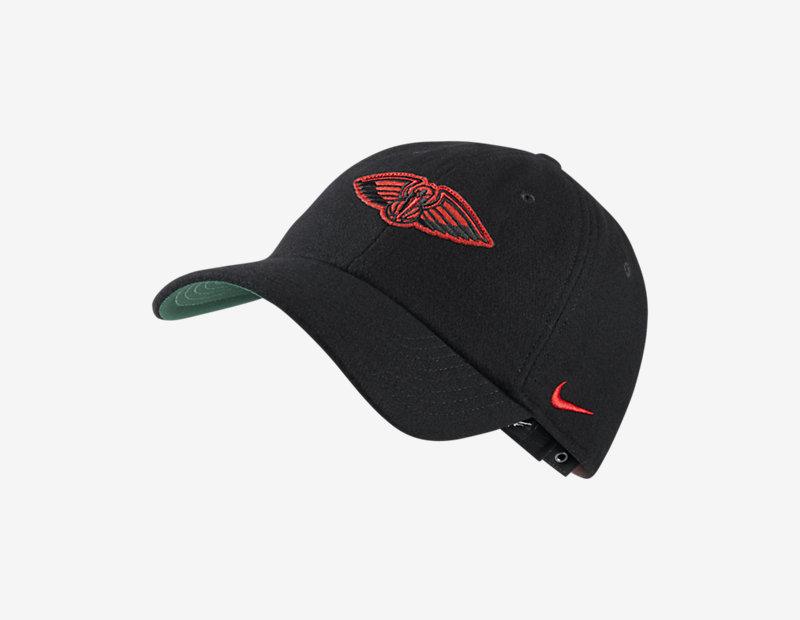 New Orleans Pelicans Nike Heritage86