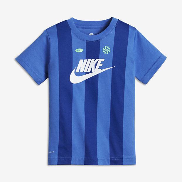 5892f50eb2 Nike Dry Team Little Kids' (Boys') T-Shirt. Nike.com