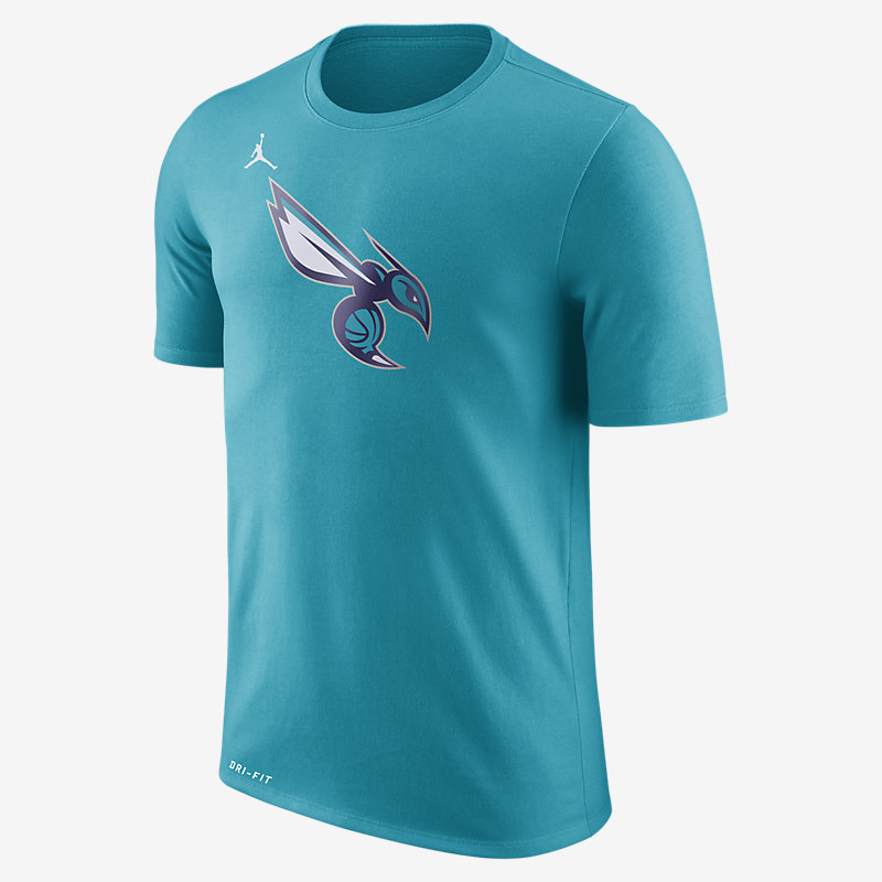 NIKE DE Charlotte Hornets Jordan Dry Logo