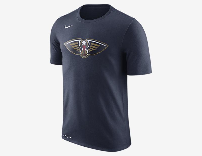 New Orleans Pelicans Nike Dry Logo