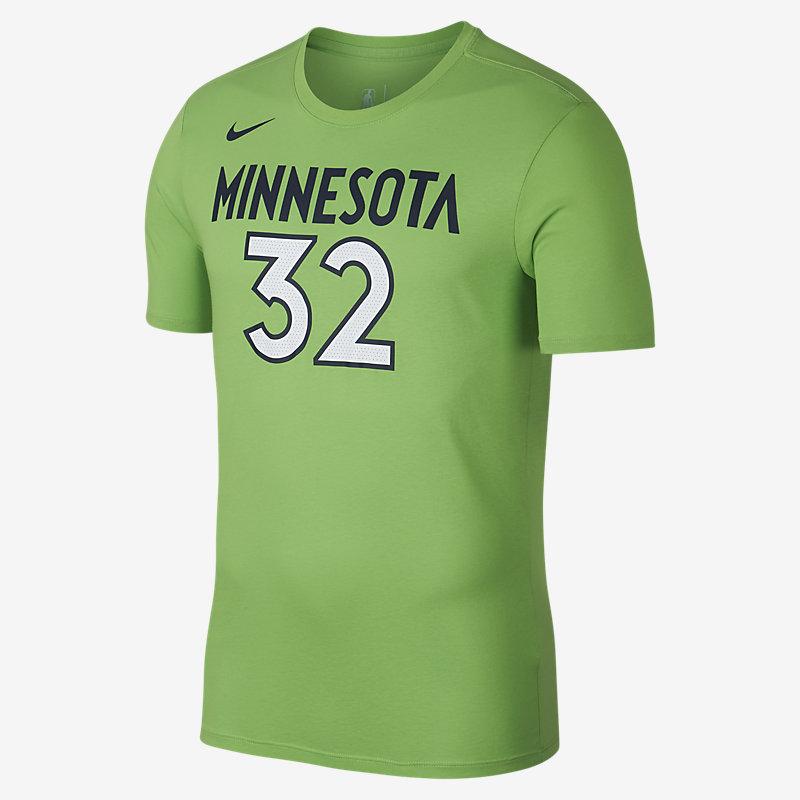 NIKE DE Karl-Anthony Towns Minnesota Timberwolves Nike Dry