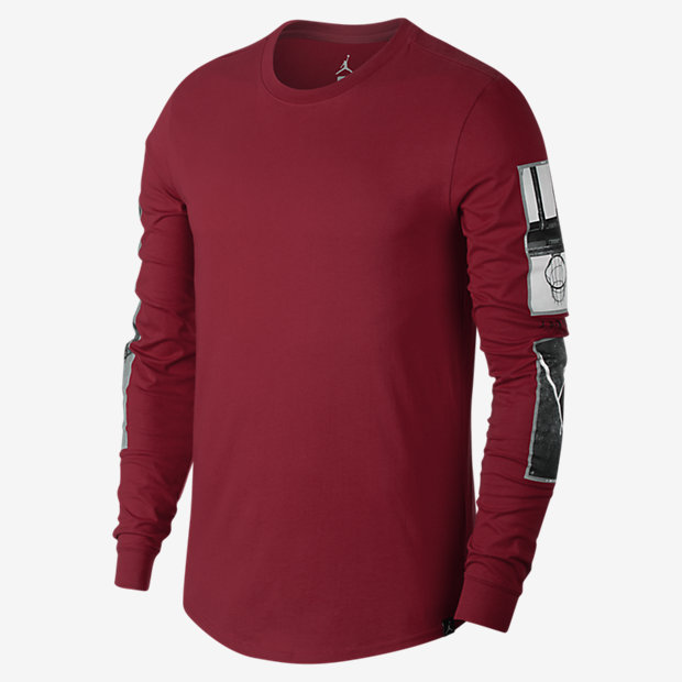 Jordan Sportswear Men's Long Sleeve T-Shirt. Nike.com