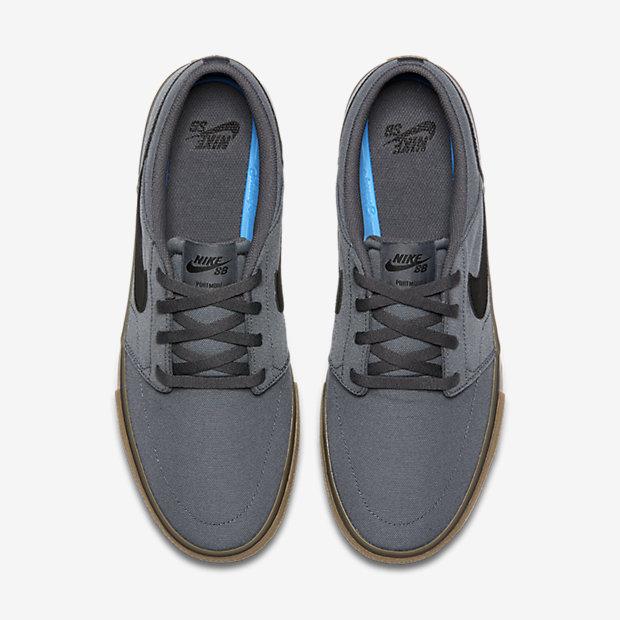 2e6e3c83c63c Low Resolution Nike SB Solarsoft Portmore II Canvas Men s Skateboarding Shoe  ...
