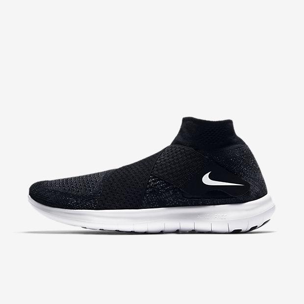 Nike Free RN Motion Flyknit 2017 Women's Running Shoe