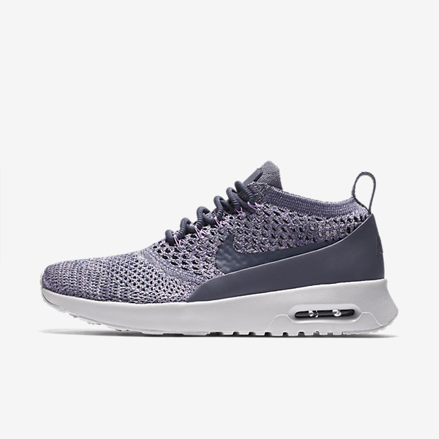 The Nike Air Max Thea Ultra Flyknit Women S Shoe Updates Classic Runner For Everyday Wear While Keeping Its Signature Sdy Look